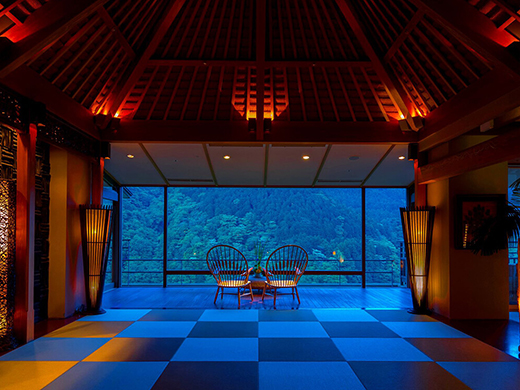 一度は泊まりたい憧れの温泉旅館・ホテル