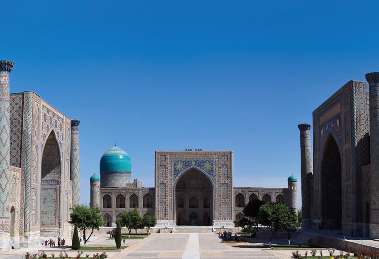 ウズベキスタン旅行・ツアー特集