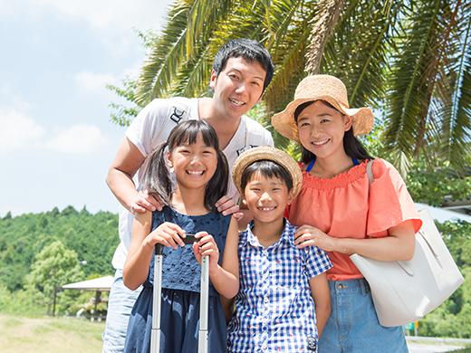家族旅行 in 九州
