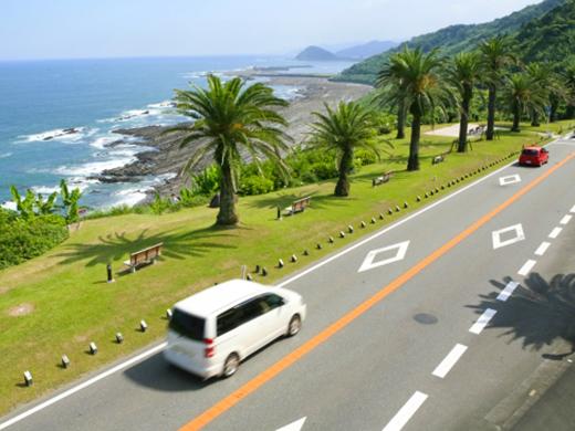 レンタカー付 国内旅行