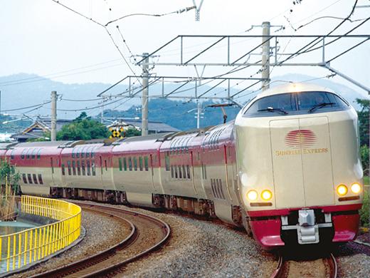 観光列車・寝台列車の旅