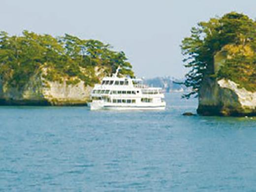 世界遺産・平泉と松島遊覧船