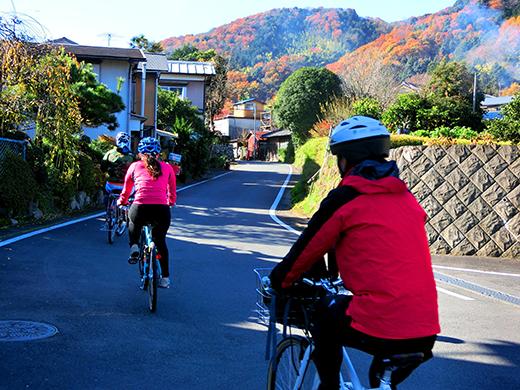 自転車競技開催地を巡ろう!