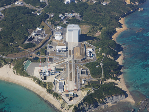 種子島宇宙センター・宇宙科学技術館