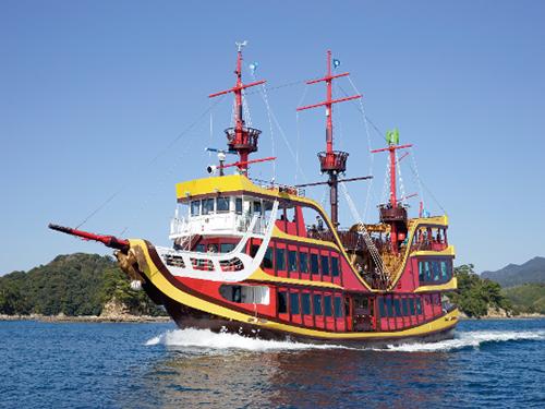 九十九島遊覧船
