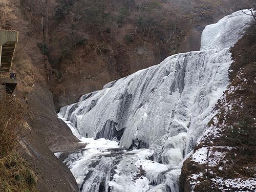 国名勝 袋田の滝
