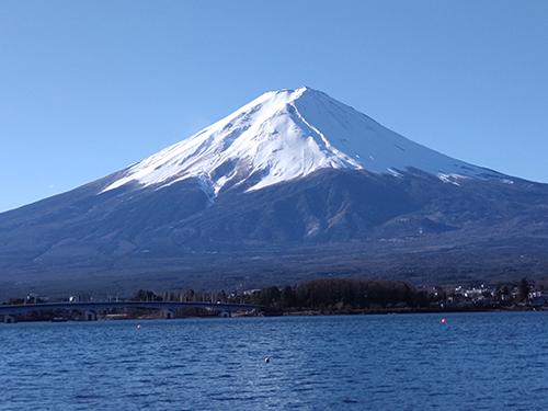 富士五湖(山梨県)
