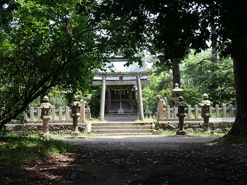 天橋立神社(橋立明神)