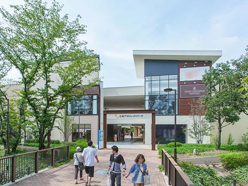 三井アウトレットパーク 倉敷