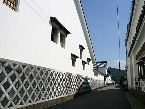 萩城下町 菊屋横町
