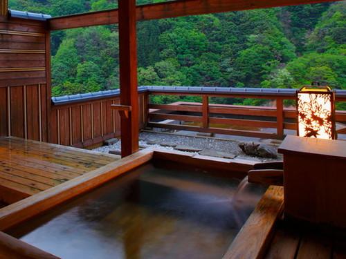 部屋食・露天風呂付客室の宿