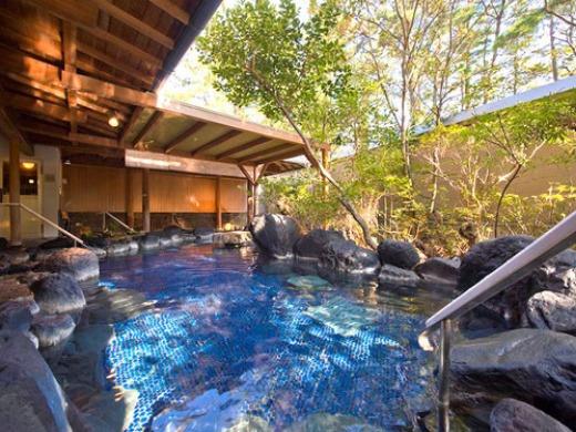 関東近郊の人気の温泉地
