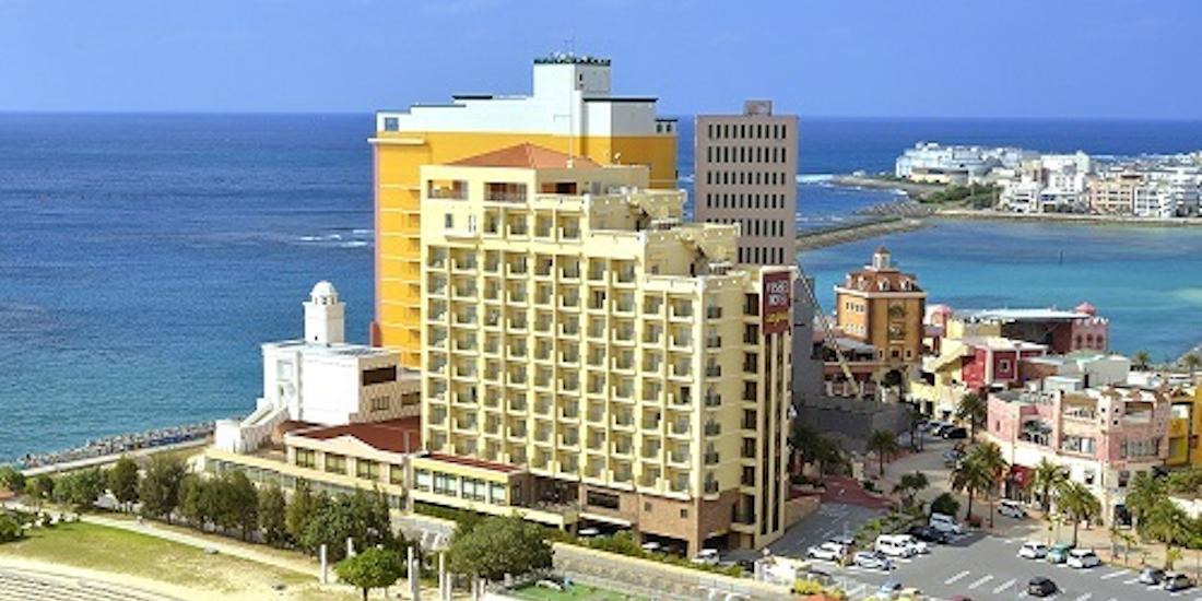カンパーナ 沖縄 ホテル ベッセル